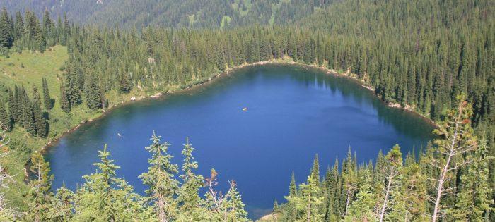 Missoula Lake Trail (108)