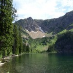 Cliff Lake Photo by Starr Hendon & Angie Gardner