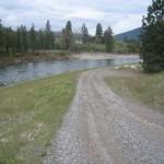 Dry Creek Fishing Access