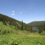 Meadows above Diamond Lake Photo by midwestcoast