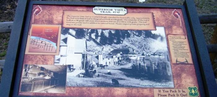 The Vista Trail – A Beautiful Hike above Superior